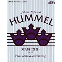 Mass in B Flat: Vocal Score (Classic Choral Works)