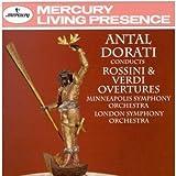 Overtures: Rossini & Verdi