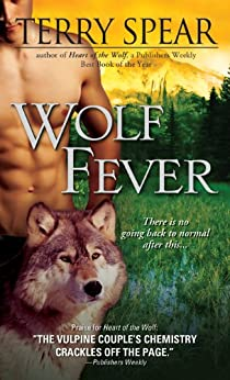 Wolf Fever (Silver Town Wolf) by [Spear, Terry]