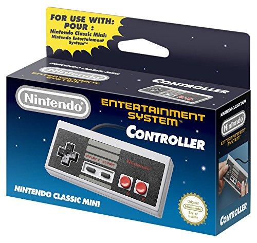ニンテンドークラシックミニ NES コントローラ [並行輸入...