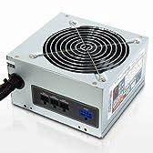 サイズ 高効率 ATX電源 剛力Nakedプラグイン600W 80PLUSブロンズ SPGRN-600(P)