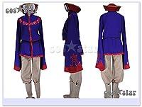 Axis Powers ヘタリア 中国 ハロウィン風 コスプレ衣装 女性オーダーサイズ