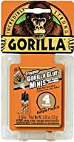 Gorilla Original Gorilla Glue Minis, 12 g, Brown [並行輸入品]