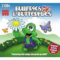 Bullfrogs & Butterflies (Bonus Dvd)