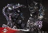 TOPOP Guild Wars 2 The Shatterer The Branded Dragon Statue