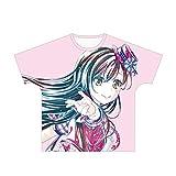 BanG Dream! ガールズバンドパーティ! 花園たえ Ani-Art フルグラフィック Tシャツ vol.2 ユニセックス Lサイズ