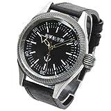 海軍航空隊 腕時計 メンズ 正規品 海軍航空隊 大日本帝国海軍 復刻デザイン アンティーク加工腕時計 F