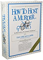 "1986 - How To Host A Murder - The Chicago Caper or "" You Dirty RAT-A-TAT-TAT "" - Murder Mystery Game"