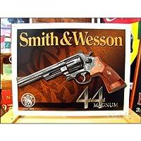 アメリカンブリキ看板 SMITH & WESSON. 44マグナム