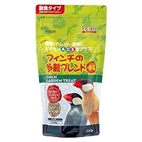 フィンチ多穀ブレンド+野菜230g おまとめセット【6個】