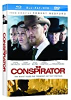 The Conspirator (Blu-ray/DVD Combo in DVD Packaging)【DVD】 [並行輸入品]