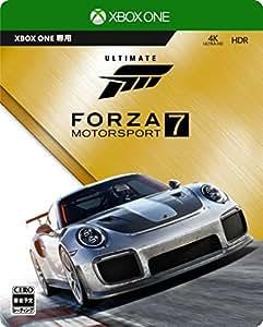 Forza Motorsport 7 アルティメットエディション (【特典】Steelbook特製ケース・アーリーアクセス・カーパス・VIPパック・The Fate of the Furious カーパック 同梱)