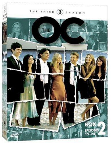 The OC 〈サード・シーズン〉コレクターズ・ボックス2 [DVD]の詳細を見る