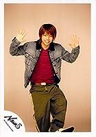 NEWS・・【公式写真】・増田貴久・生写真【スリーブ付 】mo 34