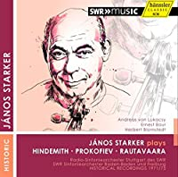 Hindemith/Prokofiev/Rautavaara
