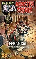 Dr. Deadlys Monster Scenes Feral Cat 1/13 Dencomm by Dencomm [並行輸入品]
