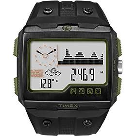 TIMEX (タイメックス) 腕時計 エクスペディション WS4 ブラック T49664 メンズ