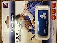 ディーン・フォレストブルー256GB USB 3.0フラッシュドライブ、