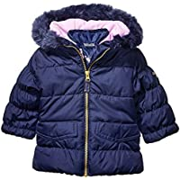 Osh Kosh Baby Girls 4 in 1 Heavyweight Systems Jacket