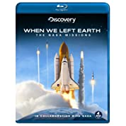 When We Left Earth: Nasa Missions [Blu-ray] [Import]
