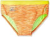 MIZUNO(ミズノ) 競泳水着 寺川綾コレクション エクサースーツ スーパーショート [メンズ] N2MB7073 54)オレンジ L