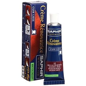 [サフィール] SAPHIR レノベイティングカラー補修クリーム 25ml 9550851 (エルメスレッド)