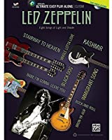 Led Zeppelin Ultimate Easy Guitar Play-Along [DVD] [Import]
