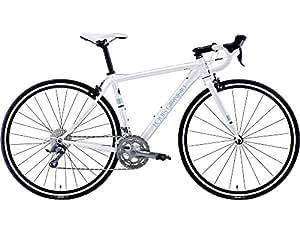 LOUIS GARNEAU(ルイガノ) ロードバイク WCR LG 女性用 WHITE 420mm