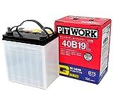 PITWORK ( ピットワーク ) 日産純正 国産車バッテリー ( Gシリーズ ) 40B19L ¥ 2,765