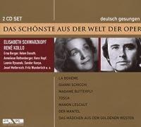 La Boheme,Tosca,Manon and more
