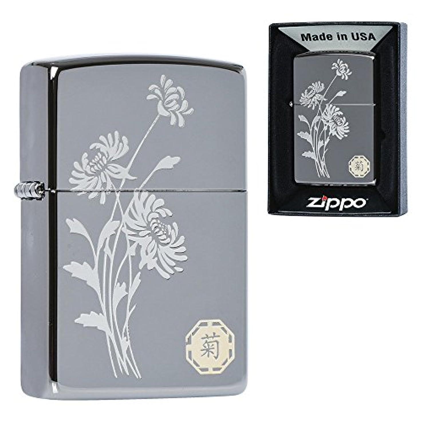 スケルトン雹電球Zippo Neo Chrysanthemum Lighters メイドインアメリカの韓国版 [並行輸入品]