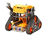 タミヤ 特別企画商品 カムプログラムロボット工作セット ガンメタル/オレンジ 69922