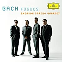 Bach, J.S.: Fugues by Emerson String Quartet (2008-03-25)