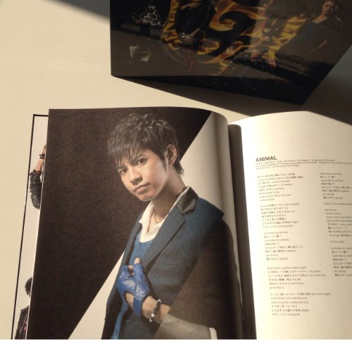 GENERATIONS (ALBUM+DVD)