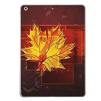 iPad mini mini2 mini3 共通 スキンシール retina ディスプレイ apple アップル アイパッド ミニ A1432 A1454 A1455 A1489 A1490 A1491 A1599 A1600 タブレット tablet シール ステッカー ケース 保護シール 背面 人気 単品 おしゃれ フラワー 紅葉 秋 001253