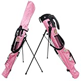 PUPPY'S PAW 仔犬の肉球 セルフスタンド クラブケース (フード&背面フック付きモデル) (ピンク)