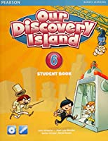 Our Discovery Island 2013 Student Edition (Consumable) with CD-ROM Level 6