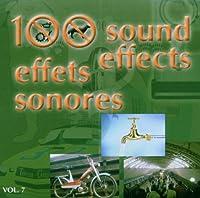 100 Sound Effects Vol.7