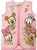 un doudou ベビー ニューマイヤー スリーパー Disney Baby Minnie ≪40×56cm≫ 【Premium 極上の肌触り】 〔選べる5柄〕 No.NZ1877-PI