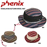 (フェニックス) PHENIX 帽子 HIMALAYAN AUTUMN WOOL HAT PH268HW69