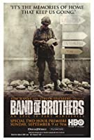 Band of Brothersポスター27 x 40アイオン・ベイリーJamie Bamberマイケル・Cudlitz Unframed 258412