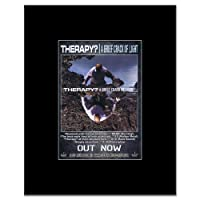 THERAPY - A Brief Crack of Light Mini Poster - 14x10.8cm