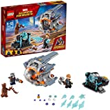 Lego Super Heroes Marvel Avengers Thor's Weapon Quest 76102 Playset Toy