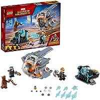 レゴ(LEGO) スーパー・ヒーローズ  ソーの武器を探す旅 76102