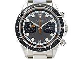 (チュードル)Tudor 腕時計 ヘリテージ クロノグラフ オートマチック SS 70330N 中古