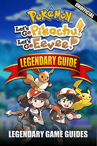 Pokemon Guide: Let's Go, Eevee...