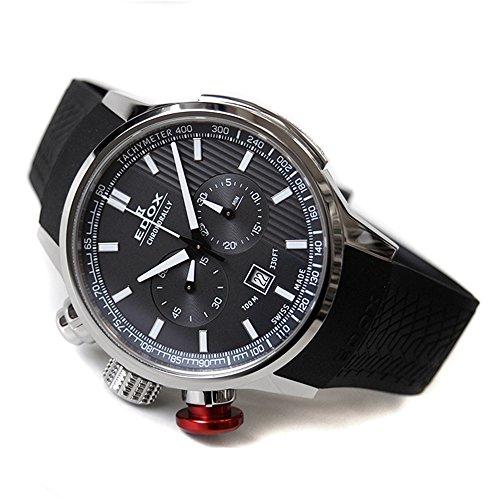 [エドックス]EDOX 腕時計 10302 3GIN クロノラリー 【並行輸入品】