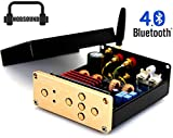 Nobsound® New Bluetooth 4.0 TPA3116 Digital Amplifier HiFi Desktop Integrated Amp