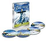 サウンド・オブ・ミュージック 製作45周年記念HDニューマスター版:ブルーレイ&DVDセット  (初回生産限定) [Blu-ray]