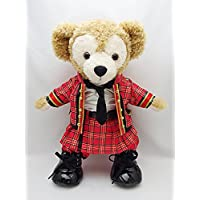 D-cute ダッフィー Sサイズ (全長43cm) 衣装 コスチューム hdn101